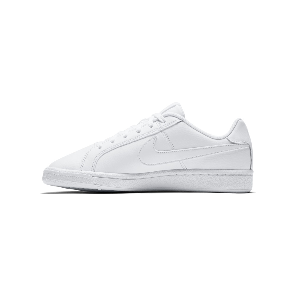 Zapatillas Nike modelo Court Royale (Gs) en color blanco para junior-e