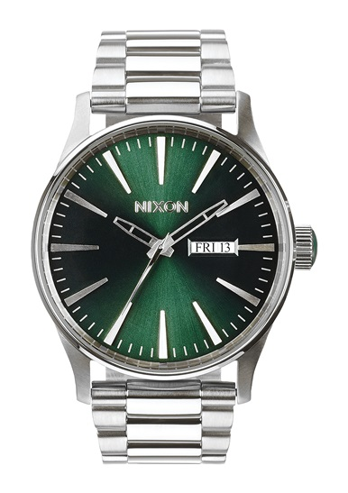 NIXON SENTRY SS GREEN SURAY