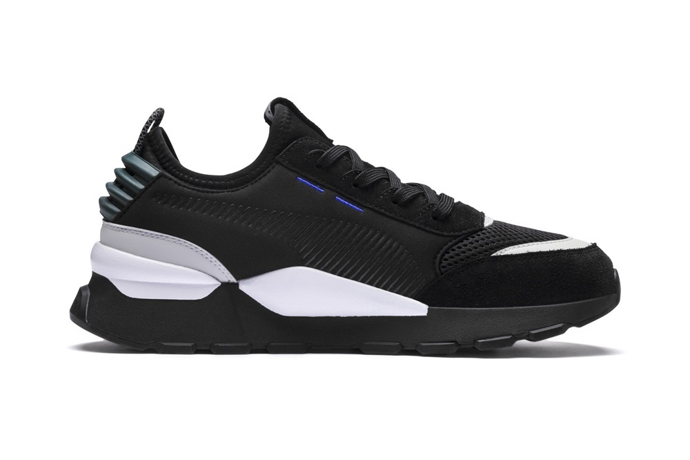 Zapatillas PUMA RS-0 WINTER INJ TOYS ponderosa para hombre en color negro-h
