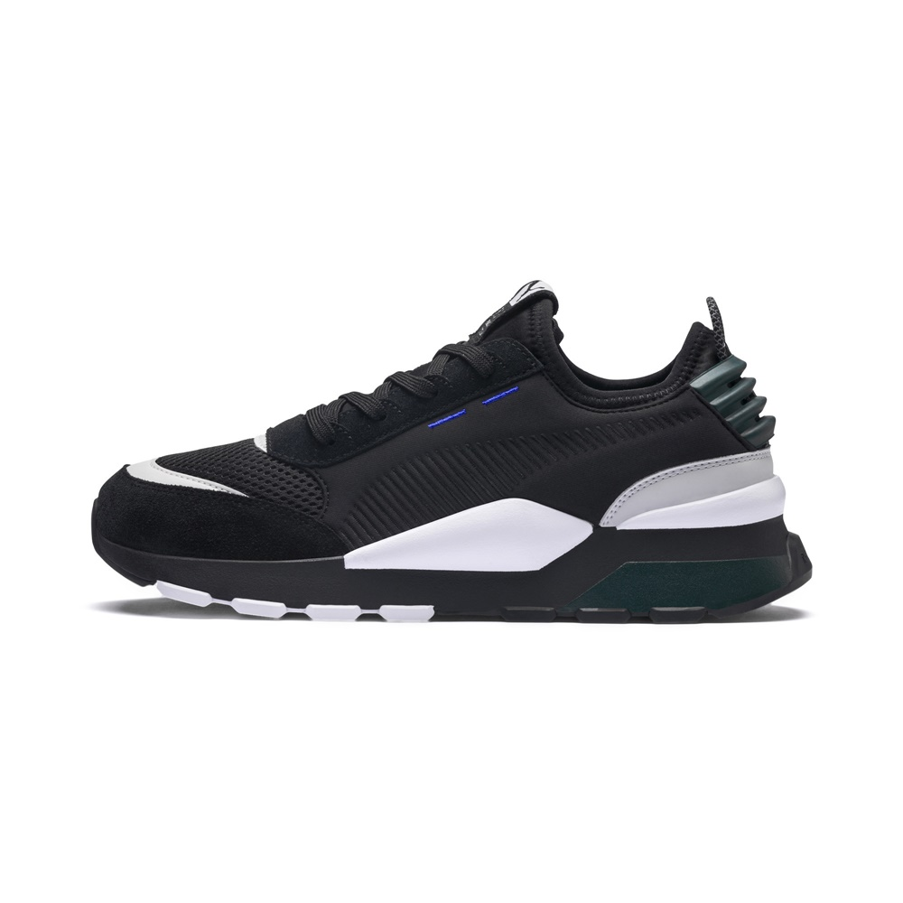 Zapatillas PUMA RS-0 WINTER INJ TOYS ponderosa para hombre en color negro-f