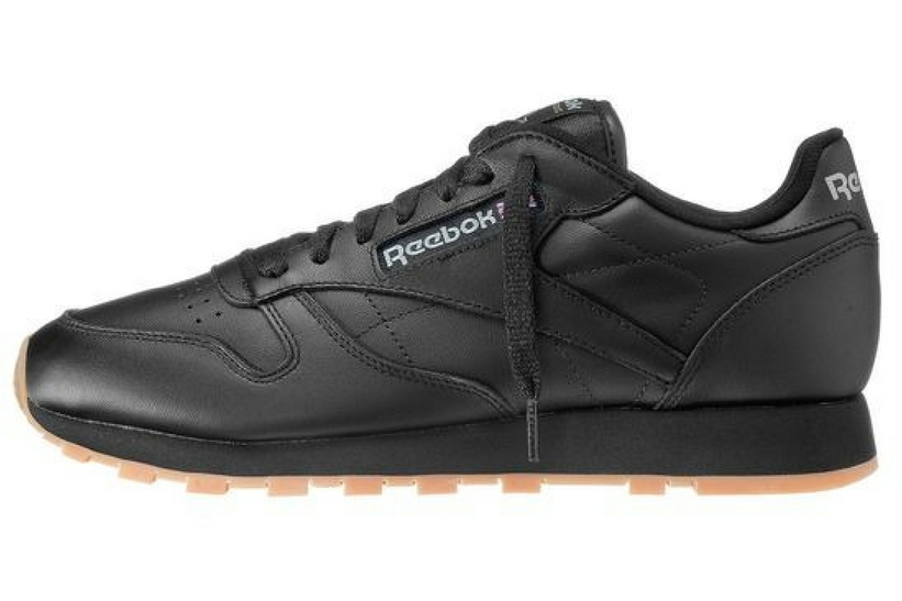 55c525385 Zapatillas Reebok Classic Leather en color negro para hombre