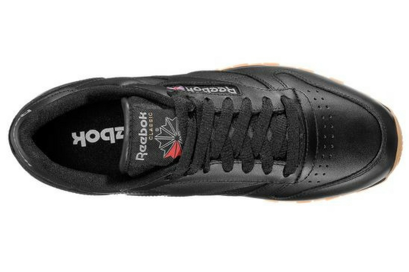 d7411b99f Zapatillas Reebok Classic Leather en color negro para hombre-c