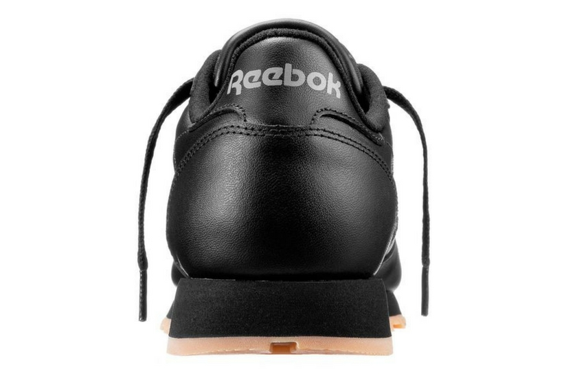 4a290582c Zapatillas Reebok Classic Leather en color negro para hombre-e
