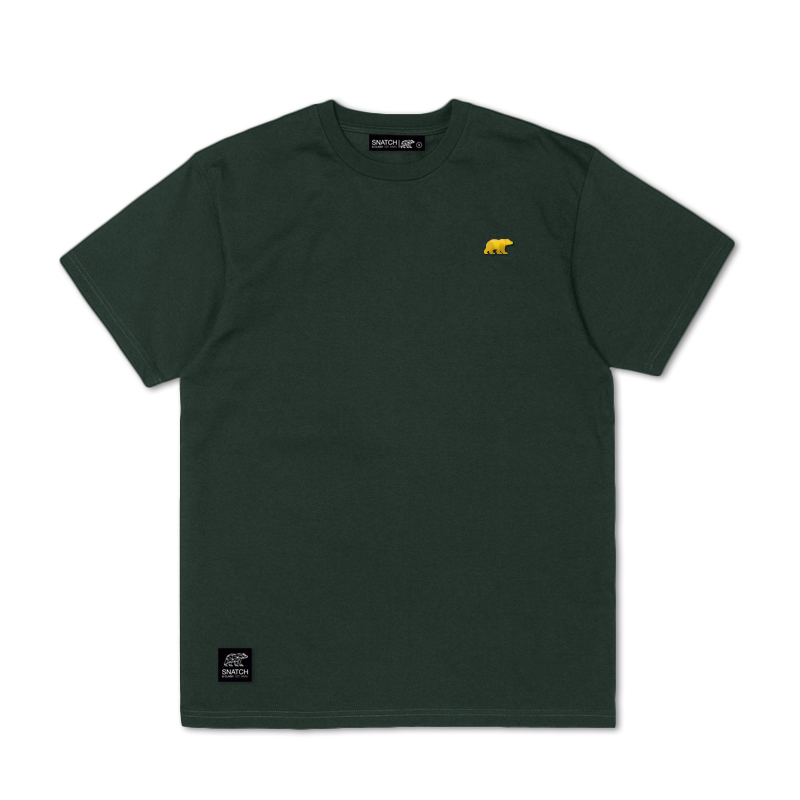 SNATCH AND CLASH POCKET GREEN