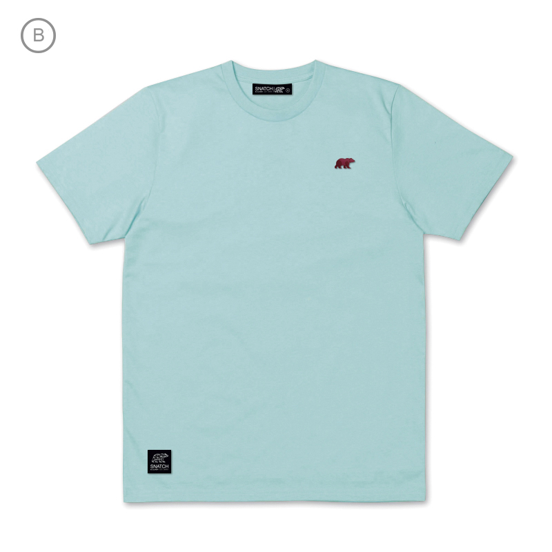 SNATCH AND CLASH POCKET LIGHT BLUE