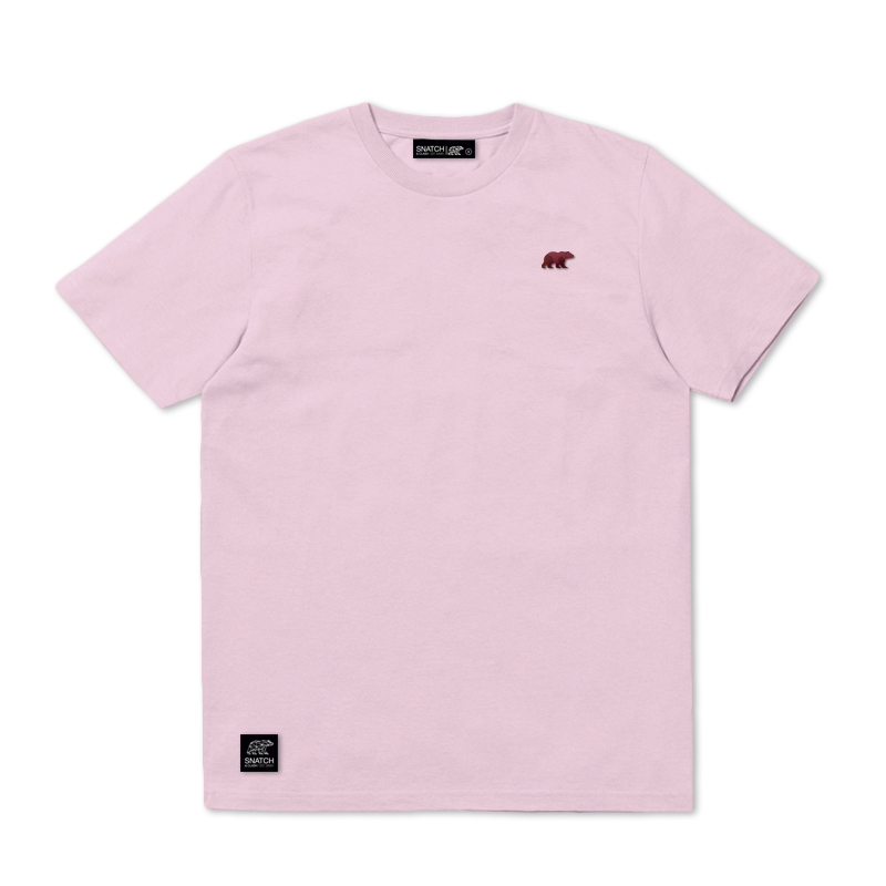 SNATCH AND CLASH POCKET LIGHT PINK