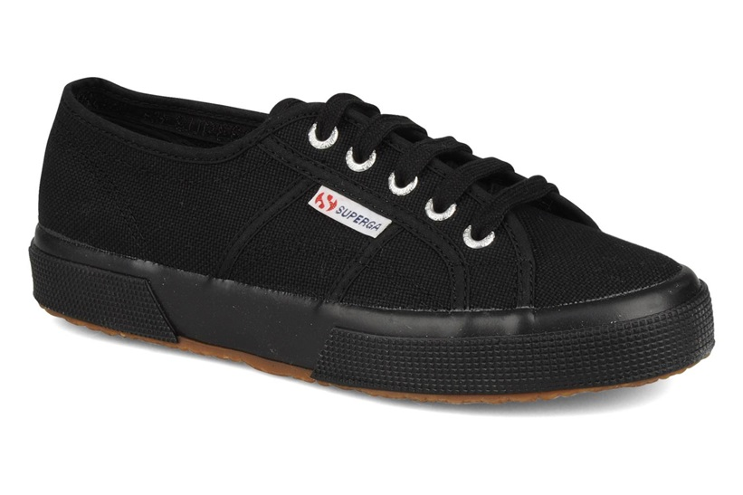 Zapatillas Superga modelo 2750 Cotu Classic en color negro-b