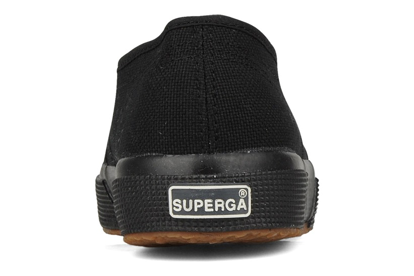 Zapatillas Superga modelo 2750 Cotu Classic en color negro-c