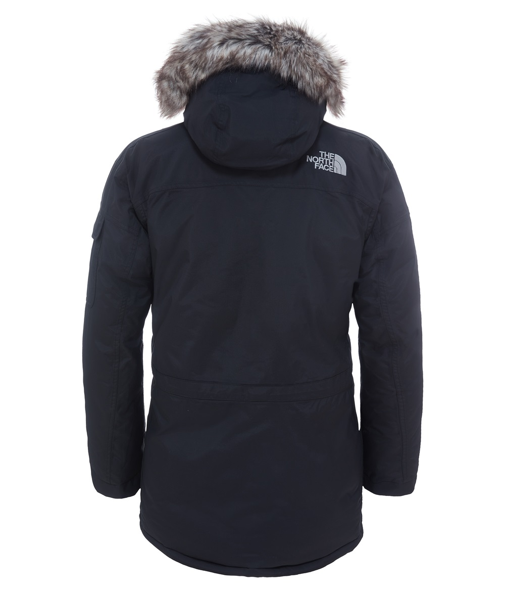 Abrigo The North Face modelo Mcmurdo en color negro para hombre