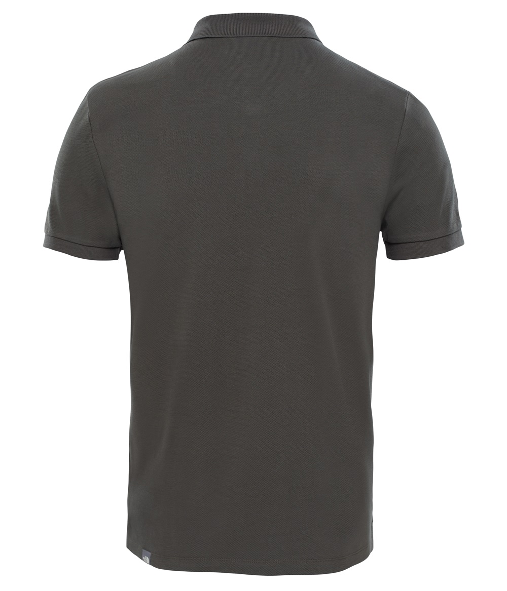 THE NORTH FACE M PREMIUM POLO PIQUE NEW TAUPE GREEN