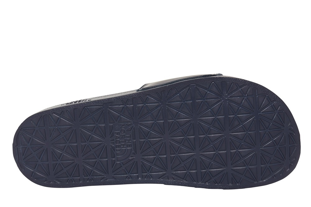 Chanclas THE NORTH FACE M BC SLIDE II URBNNAVY para hombre en color azul-c
