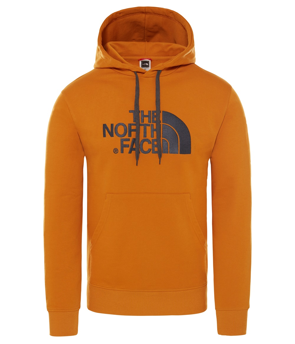 THE NORTH FACE M LT DREW PEAK PO CITRINE YELLOW