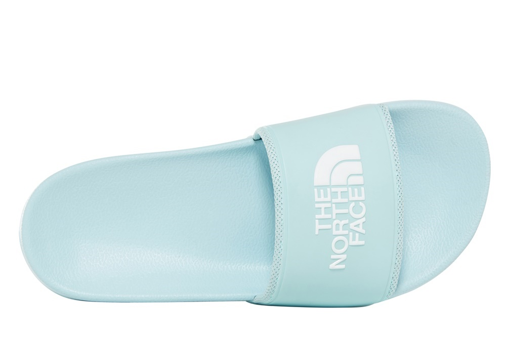 Chanclas THE NORTH FACE W BC SLIDE II CANAL para mujer en color azul-b