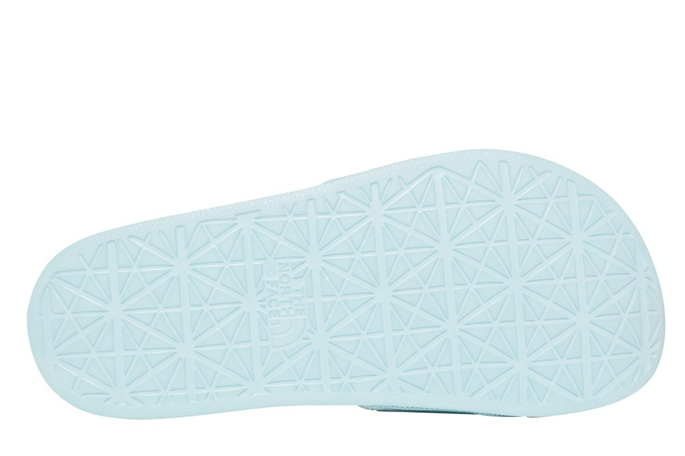Chanclas THE NORTH FACE W BC SLIDE II CANAL para mujer en color azul-c