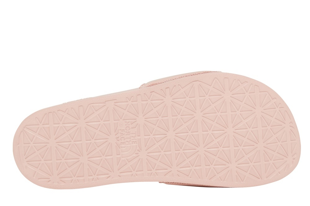 Chanclas THE NORTH FACE W BC SLIDE II MISTYRSE para mujer en color rosa.-c