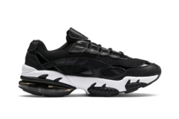 PUMA CELL VENOM REFLECTIVE BLACK
