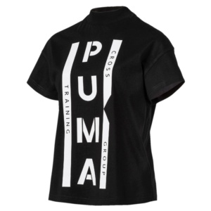 PUMA PUMA XTG GRAPHIC TEE BLACK