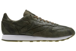 REEBOK CL LEATHER CTE ARMY GREEN