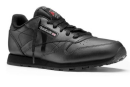 REEBOK CLASSIC LEATHER NEGRO