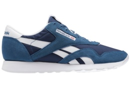 REEBOK CL NYLON BRAVE BLUE