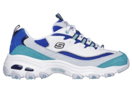 SKECHERS - D'LITES-SECOND CHANC WBL