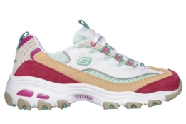 SKECHERS - D'LITES-SECOND CHANC WMLT
