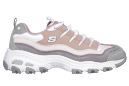 SKECHERS - D'LITES-SURE THING PKPR
