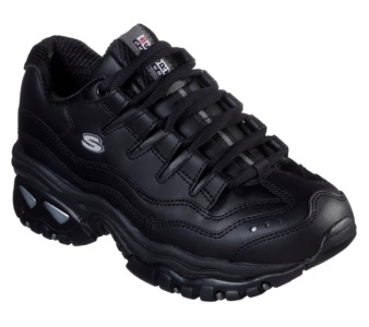 SKECHERS - SPORT - ENERGY BLACK