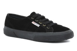 SUPERGA 2750SUEU BLACK