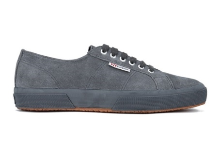 SUPERGA 2750SUEU GREY STONE
