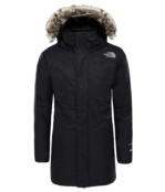 THE NORTH FACE G ARCTIC S DOWN JKT BLACK/BLACK BLACK/BLACK
