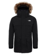 THE NORTH FACE B MCMURDO DOWN PARKA BLACK BLACK