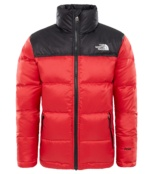 THE NORTH FACE B NUPTSE DOWN JKT RED RED