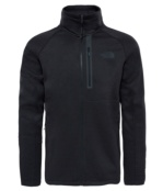 THE NORTH FACE M CANYONLANDS FZ TNF BLACK
