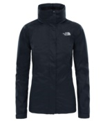 THE NORTH FACE W EVOLVE II TRICLIMATE JACKET EU TNF BLACK/TNF BLACK