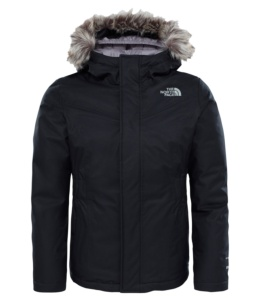 THE NORTH FACE G GRNLAND DOWN TNF BLACK