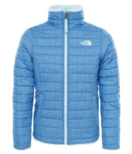 THE NORTH FACE G REV MOSSBUD SW BRT NA WH HTR