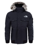 THE NORTH FACE M GOTHAM JACKET TNF BLACK/HIGH RISE GREY