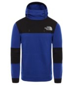 THE NORTH FACE M HIMALAYAN HOODIE LAPIS BLUE LAPIS BLUE