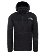 THE NORTH FACE M HIM LIGT DOWN HOOD TNF BLACK TNF BLACK