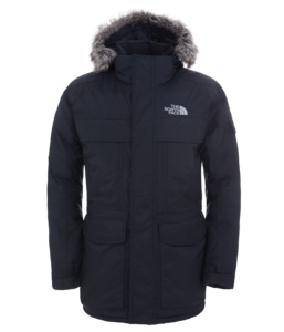 THE NORTH FACE M MCMURDO TNF BLACK