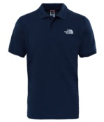 THE NORTH FACE M POLO PIQUET UR NAVY/TNF WH