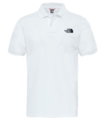 THE NORTH FACE M POLO PIQUET TNF WH/TN W /T B