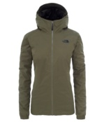 THE NORTH FACE W QUEST INS JKT BRT OL GN BL H