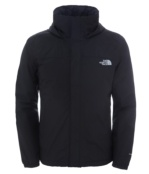 THE NORTH FACE M RESOLVE INS JKT TNF BLACK