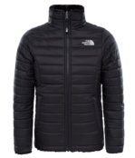 THE NORTH FACE G REV MOSSBUD SW BLACK