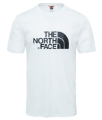 THE NORTH FACE M S/S EASY TEE TNF WHITE