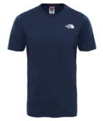 THE NORTH FACE M S/S RED BOX TEE URBAN NAVY WHIT