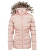THE NORTH FACE W GOTHAM JKT II MISTY ROSE MISTY ROSE