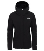 THE NORTH FACE W INLUX INS JKT TNF BLACK TNF BLACK